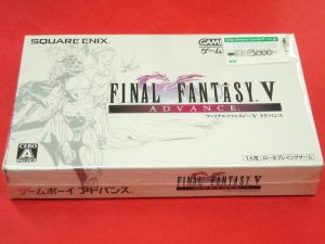 GBA FINAL FANTASY V ADVANCE | ハードオフ西尾店