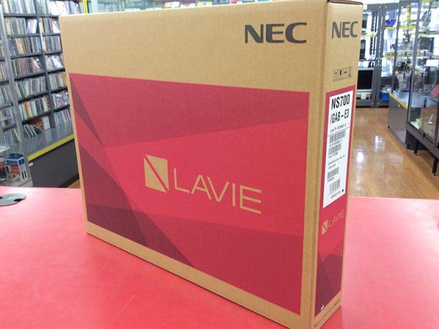 NEC ノートパソコン LAVIE PC-NS700GAB-E3 | ハードオフ豊田上郷店