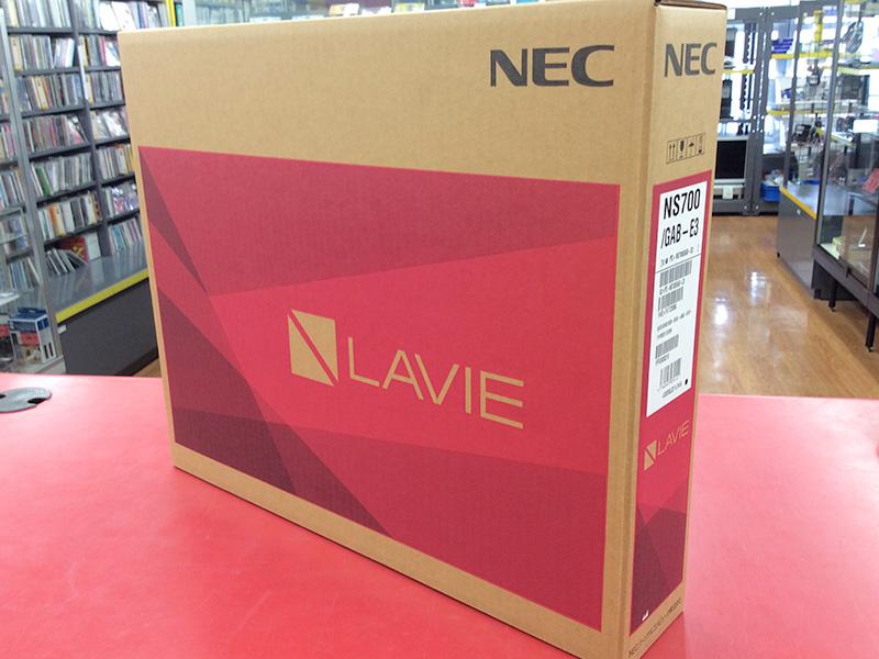 NEC ノートパソコン LAVIE PC-NS700GAB-E3   ハードオフ豊田上郷店