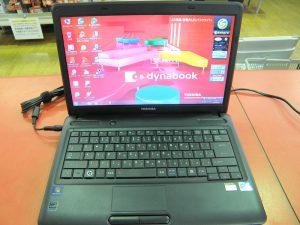 東芝 ノートパソコン dynabook PB24022ASTB | ハードオフ安城店