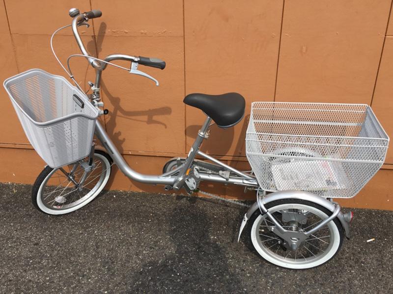 ブリヂストン 三輪自転車 ワゴン付き 入荷! | オフハウス豊田上郷店
