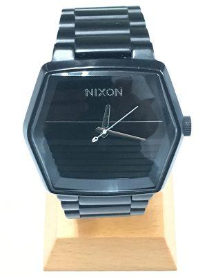 NIXON(ニクソン) 腕時計 THE MAYOR(メイヤー) ブラック | オフハウス豊田上郷店