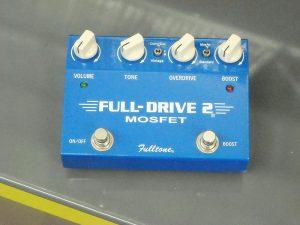 Fulltone エフェクター Full-Drive 2 (MOSFET)| ハードオフ西尾店