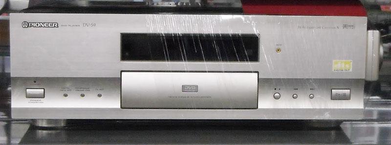 Pioneer DVD/CDプレーヤー DV-S9| ハードオフ西尾店