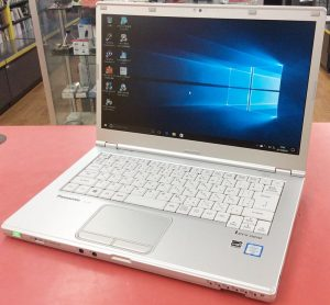 Panasonic ノートパソコン CF-LX5ZDDQP| ハードオフ豊田上郷店