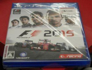 ユービーアイソフト株式会社 F1 2015| ハードオフ西尾店