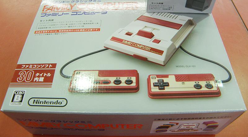 Nintendo CLV-101 ニンテンドークラシックミニファミリーコンピューター| ハードオフ安城店
