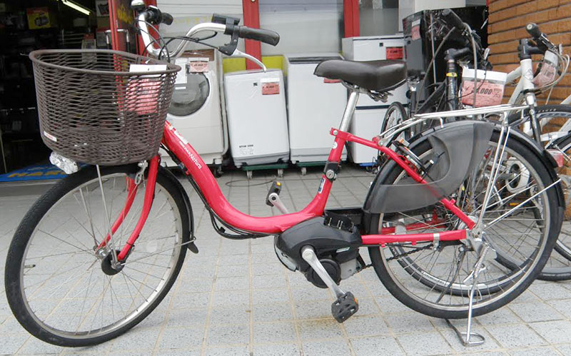 電動アシスト自転車 YAMAHA PAS Nature| ハードオフ安城店