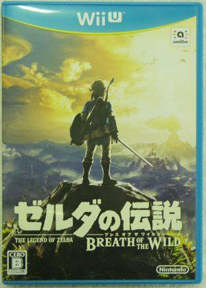 Wii U ゼルダの伝説 ブレス オブ ザ ワイルド| ハードオフ安城店