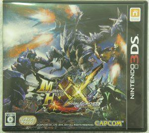 3DS  モンスターハンターダブルクロス| ハードオフ安城店