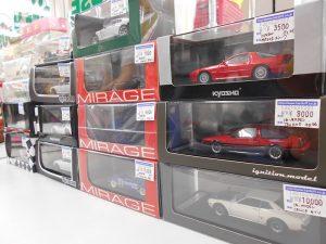 高級ミニカー大量入荷!| オフハウス西尾店