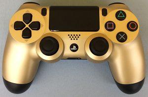 PS4 コントローラー DUALSHOCK4 ゴールド| ハードオフ豊田上郷店