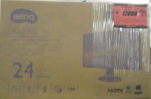 BenQ 液晶ディスプレイ GL2460HM| ハードオフ西尾店