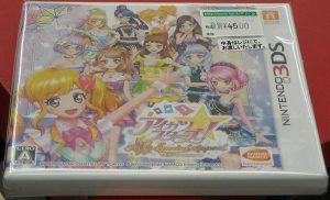 バンダイナムコゲームス/任天堂 アイカツスターズ TSA-CTE-AKFJ| ハードオフ西尾店