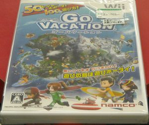 バンダイナムコゲームス/任天堂 GO VACATION TSA-RVL-SGVJ| ハードオフ西尾店