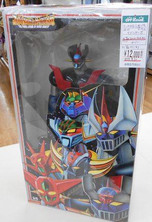 マーミット スーパーロボット列伝 SR-01 マジンガーZ| オフハウス西尾店
