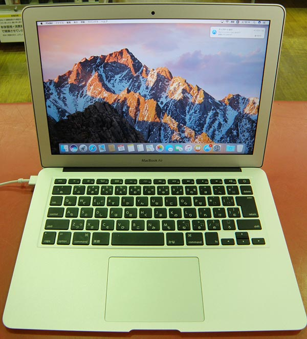 APPLE  Mac Book Air MMGF2J/A| ハードオフ安城店