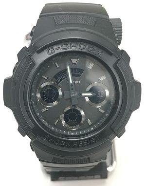 オールブラックのデジアナモデル!G-SHOCK AW-591BB| オフハウス豊田上郷店