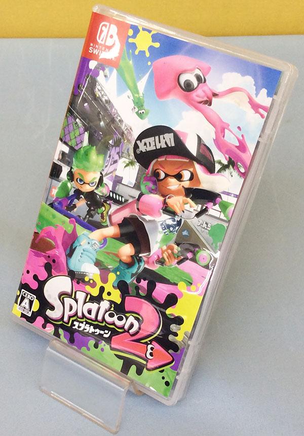 Nintendo Switchソフト スプラトゥーン2| ハードオフ豊田上郷店