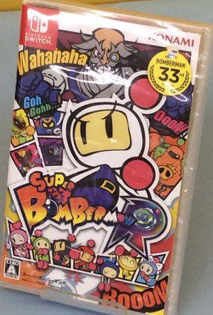 KONAMI スーパーボンバーマンR RL001ーJ1| ハードオフ豊田上郷店