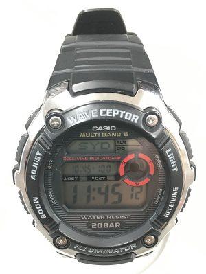 CASIO 電波腕時計 「WV-M200」| オフハウス豊田上郷店