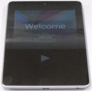 Google タブレット Nexus 7 ME370T| ハードオフ西尾店
