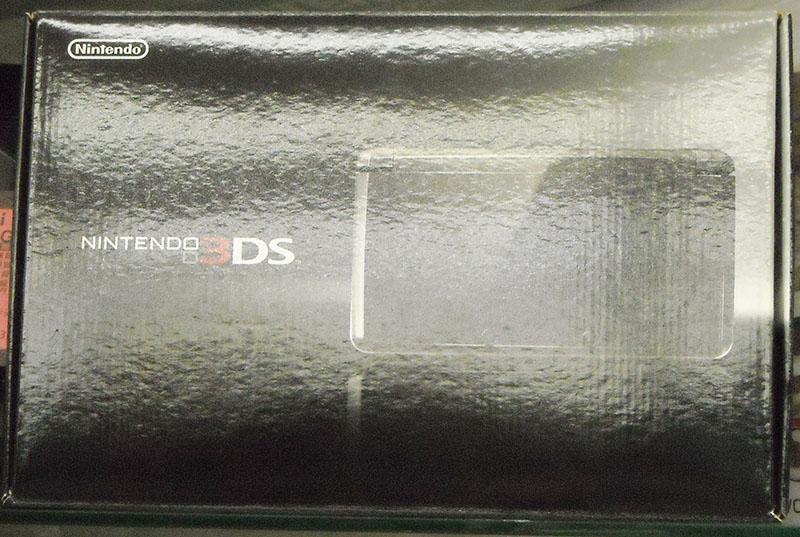 Nintendo ニンテンドー3DS CTR-001| ハードオフ西尾店