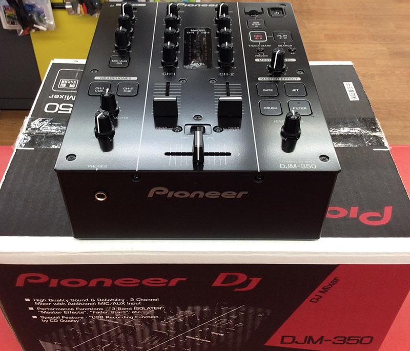 Pioneer DJミキサー DJM-350| ハードオフ豊田上郷店