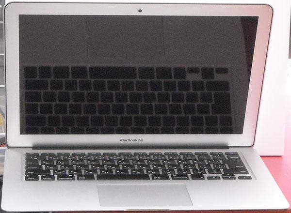 アップル MacBook Air 1600/13.3 MJVE2J/A| ハードオフ西尾店