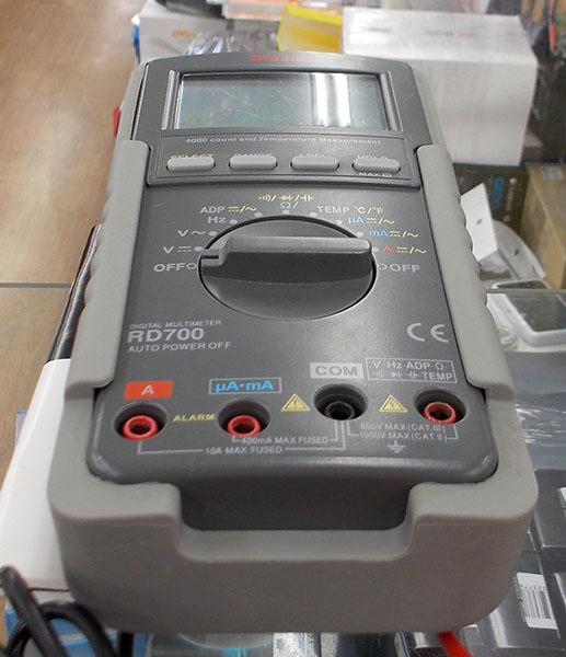 sanwa デジタルマルチメーター RD700| ハードオフ西尾店