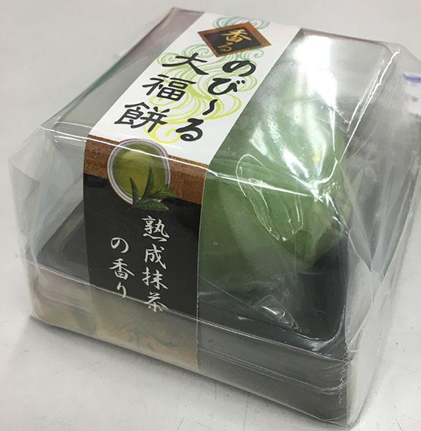 香る のびーる大福餅 熟成抹茶の香り | ハードオフ三河安城店