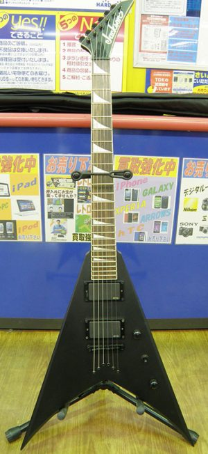 JACKSON  エレキギター Xシリーズ KVXT SATIN BLACK| ハードオフ安城店