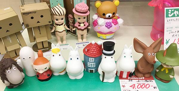 ムーミン指人形10体セット入荷しました。| ハードオフ三河安城店
