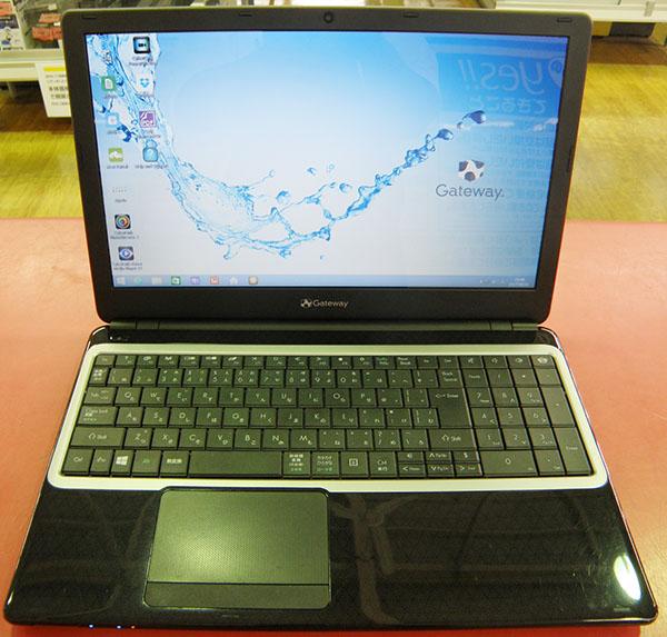 GATEWAY  ノートパソコン NE572-H14DF| ハードオフ安城店