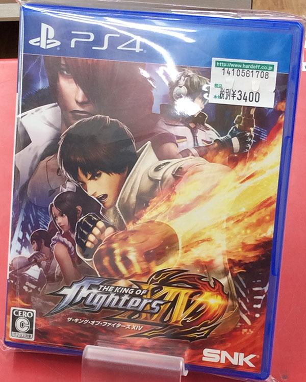 SNK プレイモア PS4ソフト PLJSー70073  ハードオフ豊田上郷店