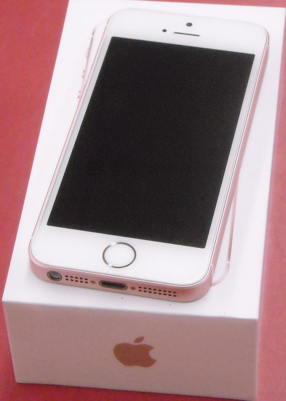 Apple/SoftBank iPhone SE MP892J/A| ハードオフ西尾店