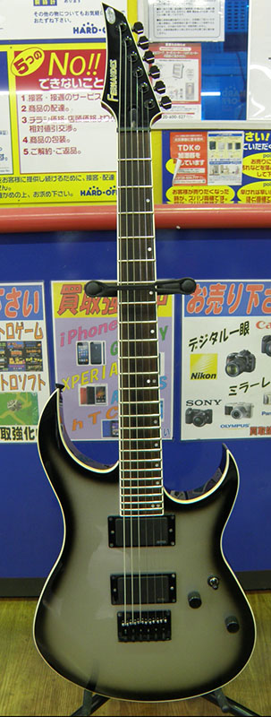 FERNANDES  エレキギター FGZ-DLX JPC 2011| ハードオフ安城店