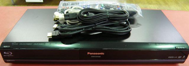 Panasonic  HDD&BDレコーダー DMR-BW680  ハードオフ安城店