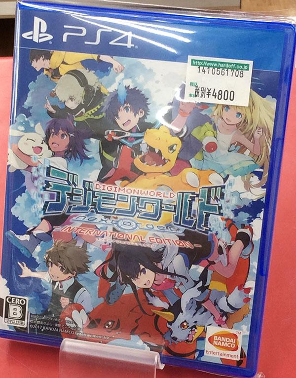 バンダイナムコ PS4ソフト PLJSー70101| ハードオフ豊田上郷店