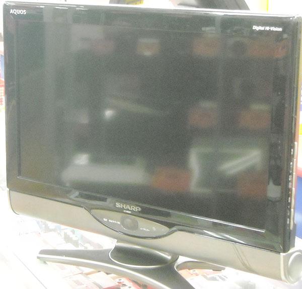 シャープ/SHARP 液晶テレビ LC-20DE7| ハードオフ西尾店