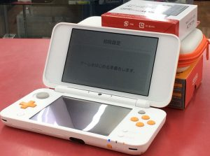 Nintendo JAN-001 NEW NINTENDO 2DSLL| ハードオフ豊田上郷店