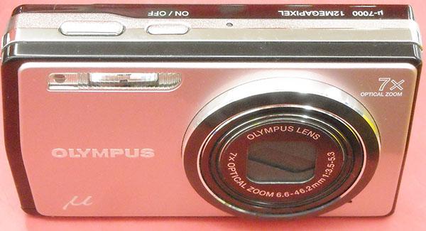 OLYMPUS/オリンパス μ-7000 デジタルカメラ| ハードオフ西尾店