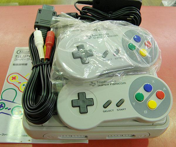 Nintendo  スーパーファミコン SHVC-001| ハードオフ安城店