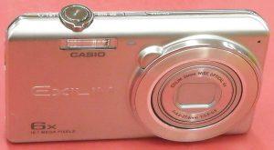 CASIO デジタルカメラ EX-ZS20| ハードオフ西尾店