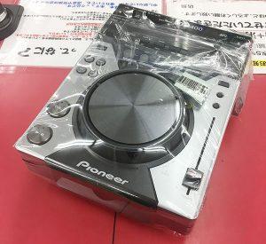 Pioneer DJ用CDプレーヤー CDJ-400買い取りできます!| ハードオフ三河安城店