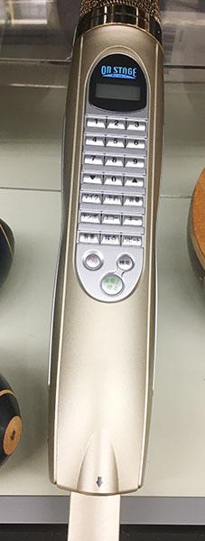 ON STAGE カラオケ用マイク Z-PK70000 買い取りできます!| ハードオフ三河安城店