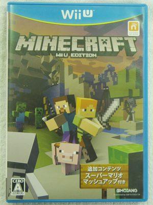 MINECRAFT: Wii U EDITION| ハードオフ安城店
