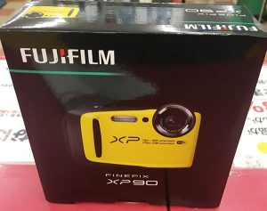 FUJIFILM 防水・防塵デジタルカメラ FinePix XP90入荷しました| ハードオフ三河安城店