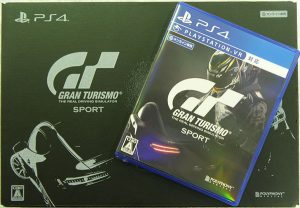 PS4  グランツーリスモSPORT リミテッドエディション| ハードオフ安城店