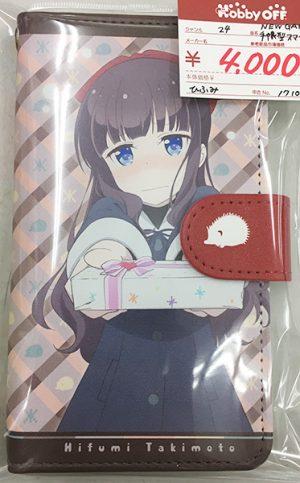 NEW GAME!! ひふみ 手帳型スマホケース| ハードオフ三河安城店